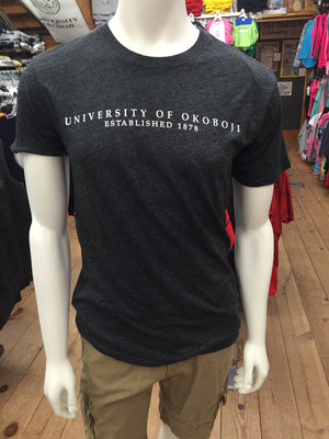 U of O Navigation Tee
