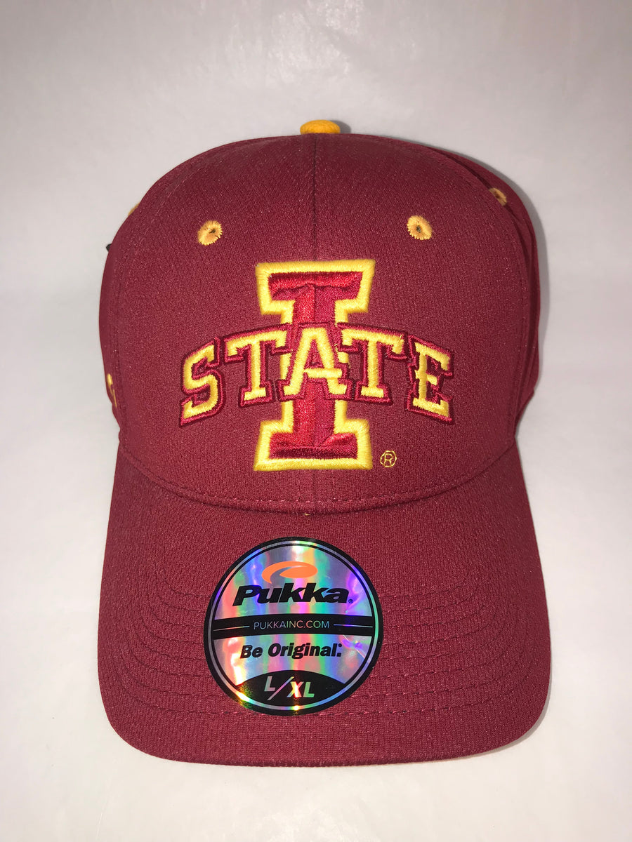 Iowa State Cyclones A-Flex Hat