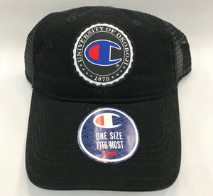 Champion Logo Trucker