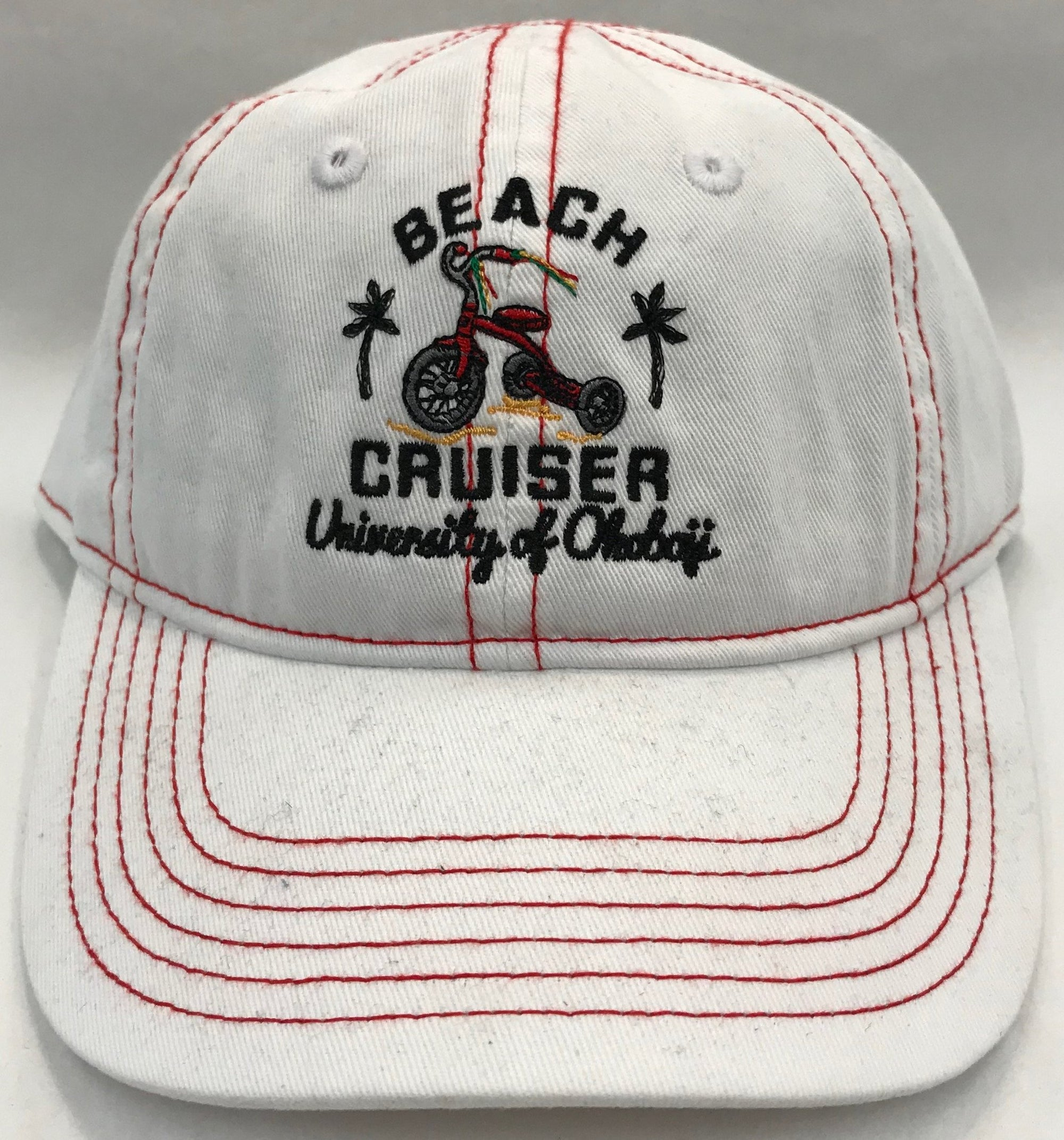 Youth University of Okoboji Beach Cruiser Hat