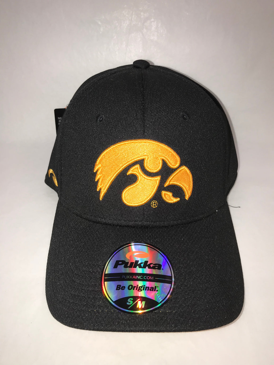 Iowa Hawkeyes A-Flex Hat