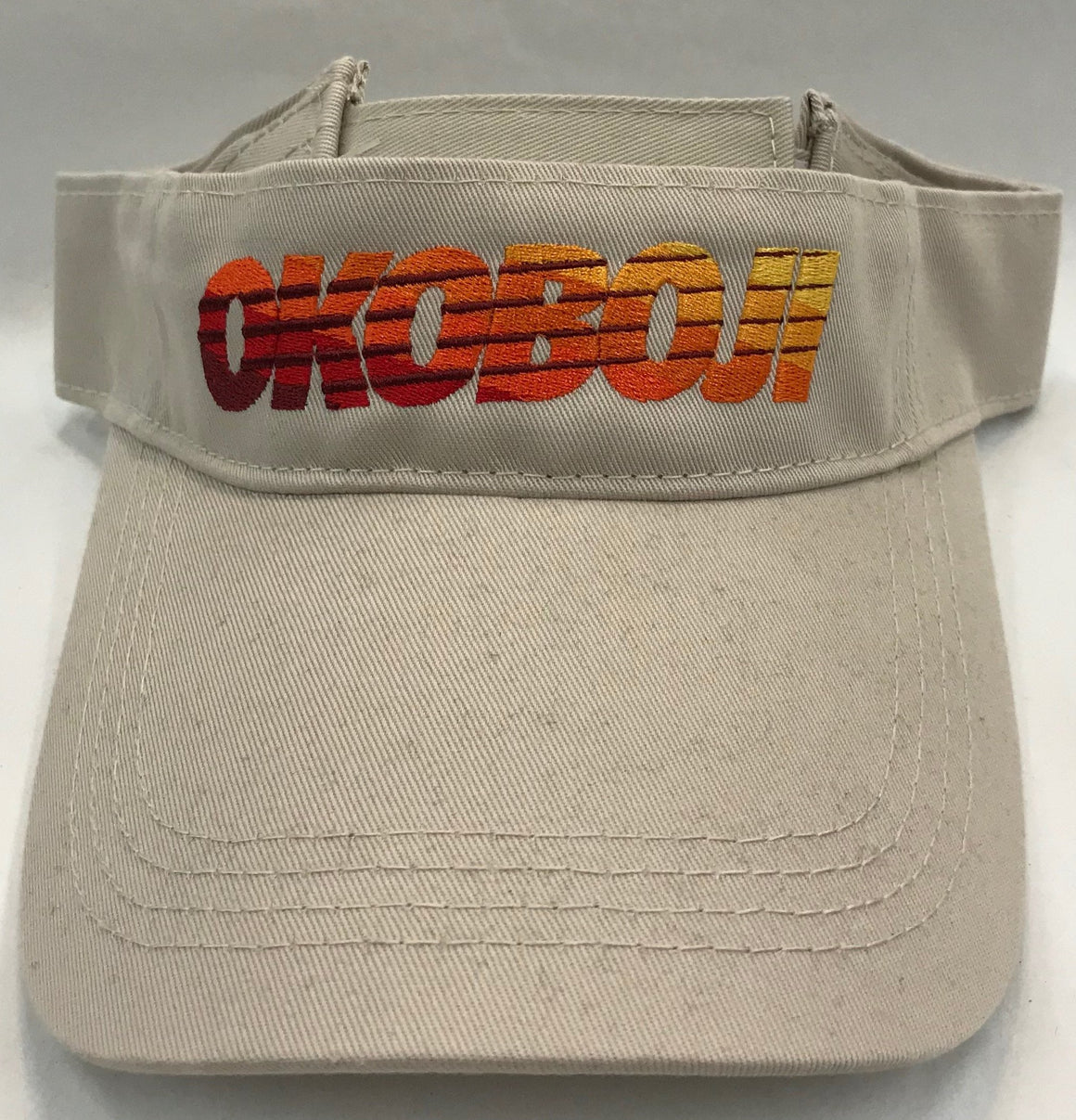 University of Okoboji Sunset Visor