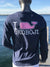 "U of Okoboji Long-Sleeve ""I Whale Okoboji"" Pocket T-Shirt by Vineyard Vines ®‎"