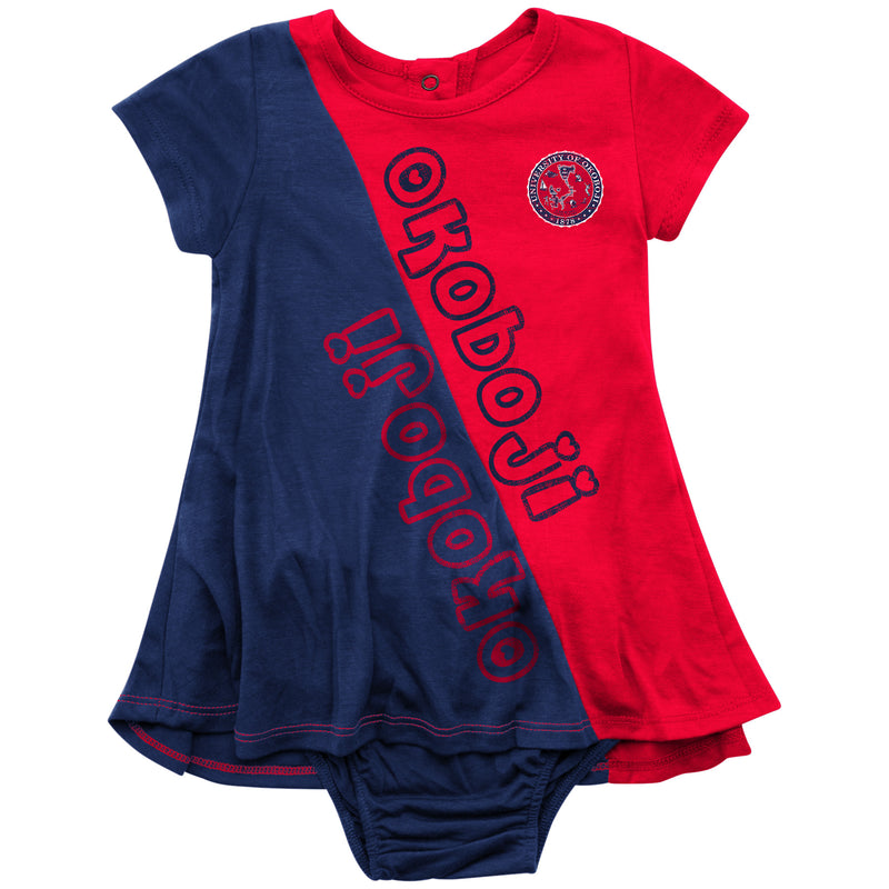 Infant Cheer Okoboji Infant Dress