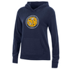 Ladies University Lounge Hood - Navy
