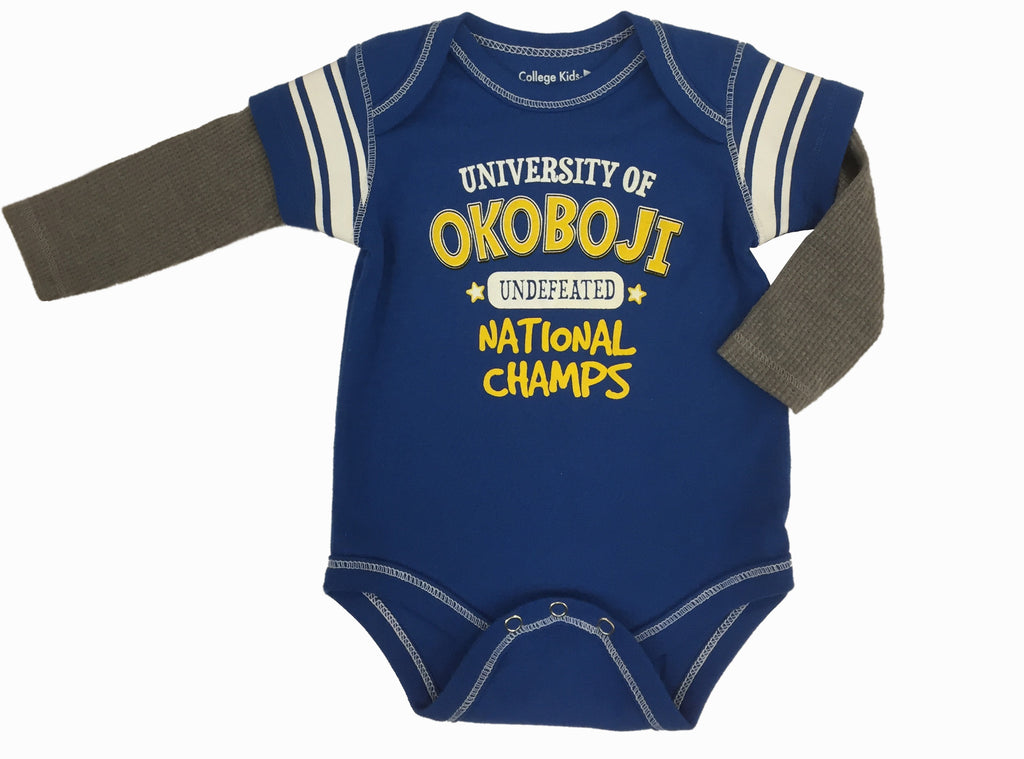 U of O Running Back BodySuit