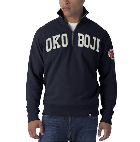 Navy Striker 1/4 Zip