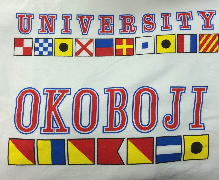 University of Okoboji Nautical Tradition Tee