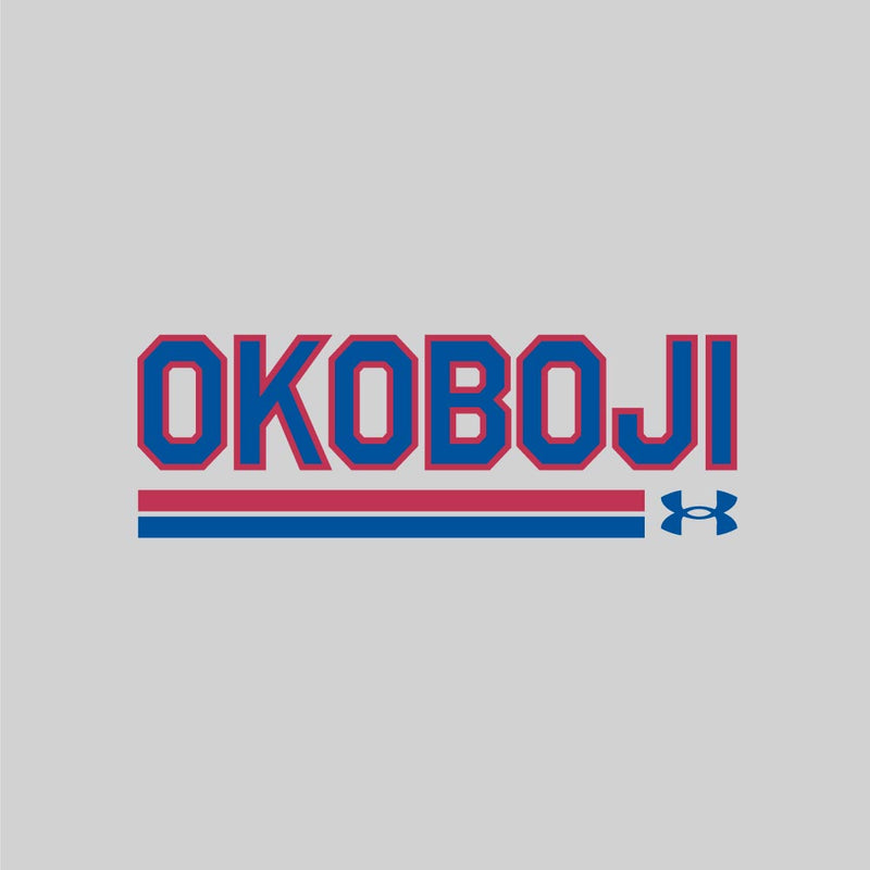 Under Armour Okoboji First Team Crew - Silver Heather Color