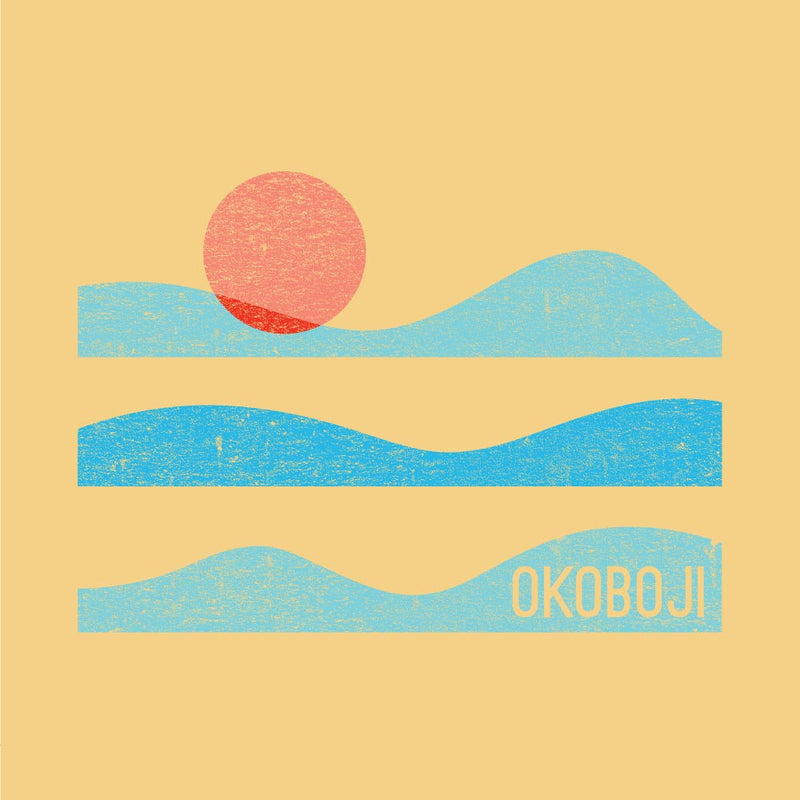 Women's Okoboji Fireside Tee - Butter
