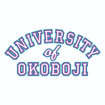 University of Okoboji Women's Epic Scoop - White
