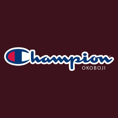 Champion® of Okoboji - My Maroon