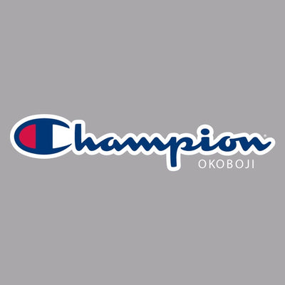 Champion® of Okoboji - Only Oxford