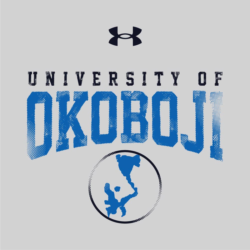 University of Okoboji ALL DAY FLEECE HOOD