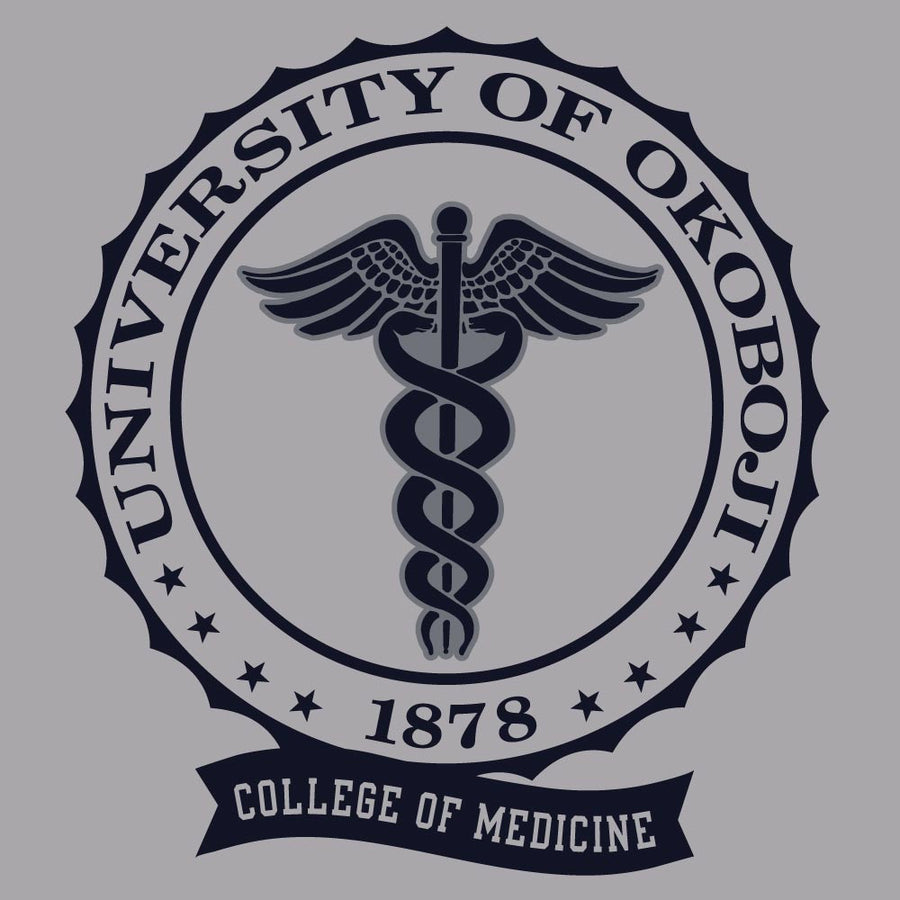 University of Okoboji College of Medicine Tee