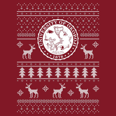 The Okoboji U Festive Times Long-Sleeve Tee 2017