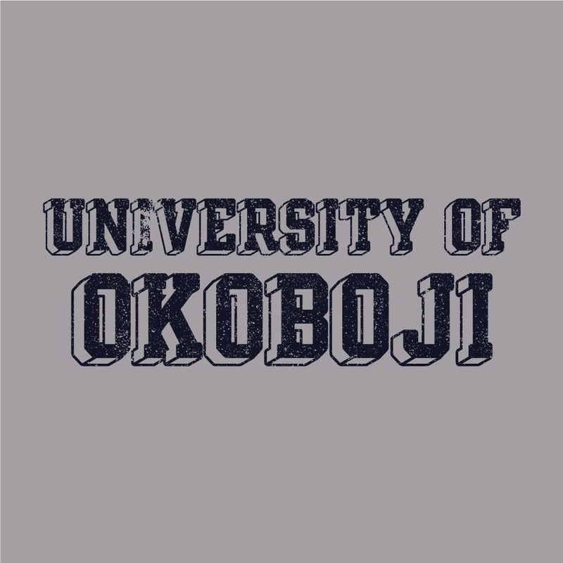 Okoboji Bi-Blend Tee - True Gray Heather