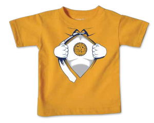 Classic Infant Super-Hero Short Sleeve Tee