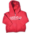 Infant Zip Hoodie - Red
