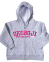 Infant Girls U of O Crest Hoodie