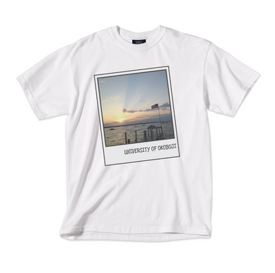 University of Okoboji Polaroid Tee
