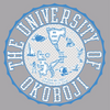 The University of Okoboji Tee - Oxford Grey