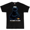 Okoboji Cookie Monster Tee - Black