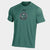 Coastal Teal Under Armour® Men's Crest Short-Sleeve