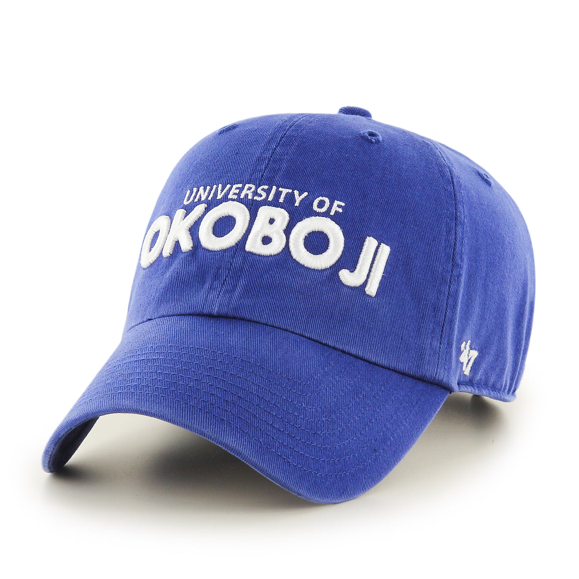 University of Okoboji '47 Royal Clean Up Cap