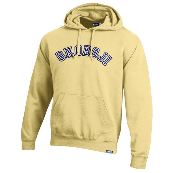 BIG Cotton Okoboji Arch Hood-Butter Yellow