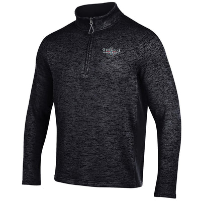 Cross Country 1/4 Zip - Black