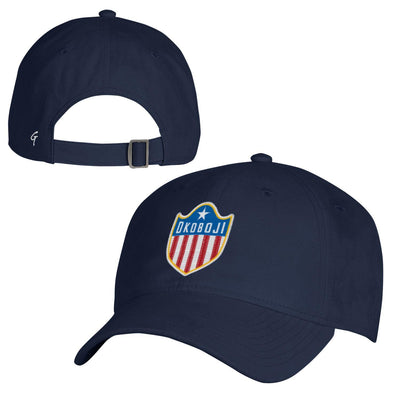 OKOBOJI SUEDED CAP