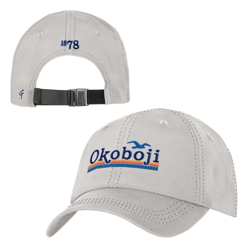 Okoboji - Cool Gear Runner - Stone color
