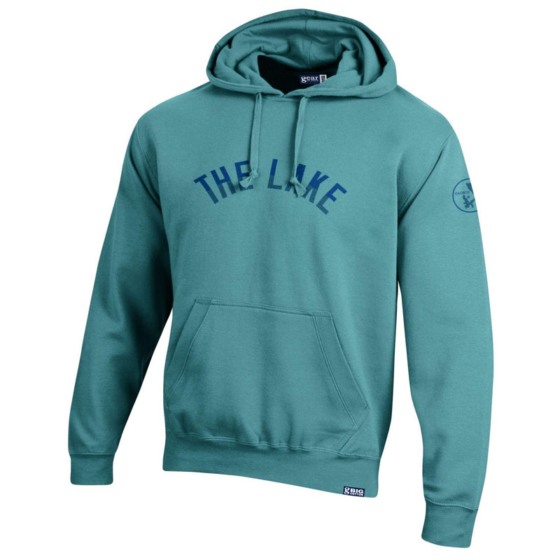 The Lake Okoboji Sleeve Hoody