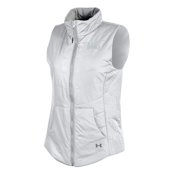 Ladies University of Okoboji Puffer Vest