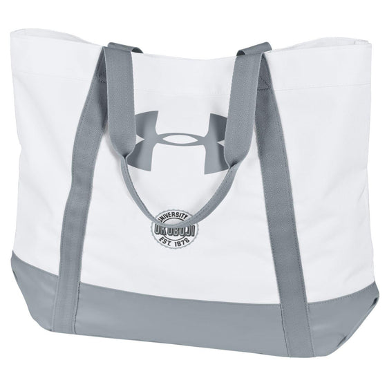 Under Armour University of Okoboji Canvas Tote - White