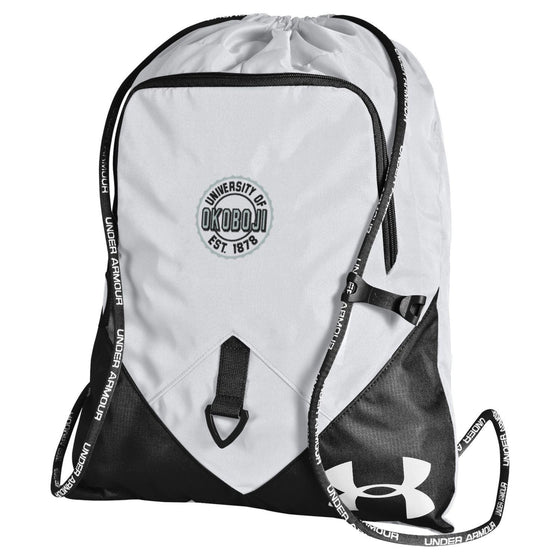 Under Armour University of Okoboji Undeniable Sackpack - White