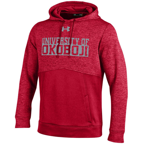 U of Okoboji Storm Versa Twill - Red