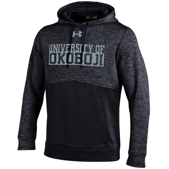 U of Okoboji Storm Versa Twill - Black