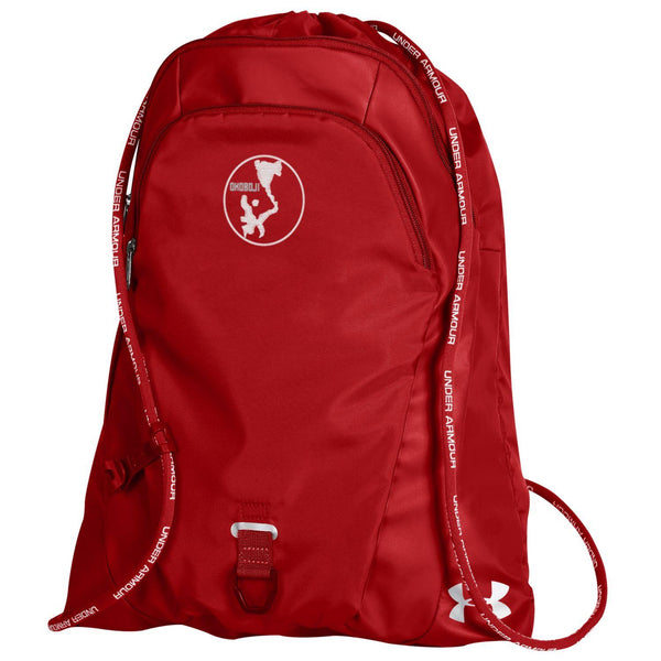 Undeniable Okoboji Sackpack - Flawless Red