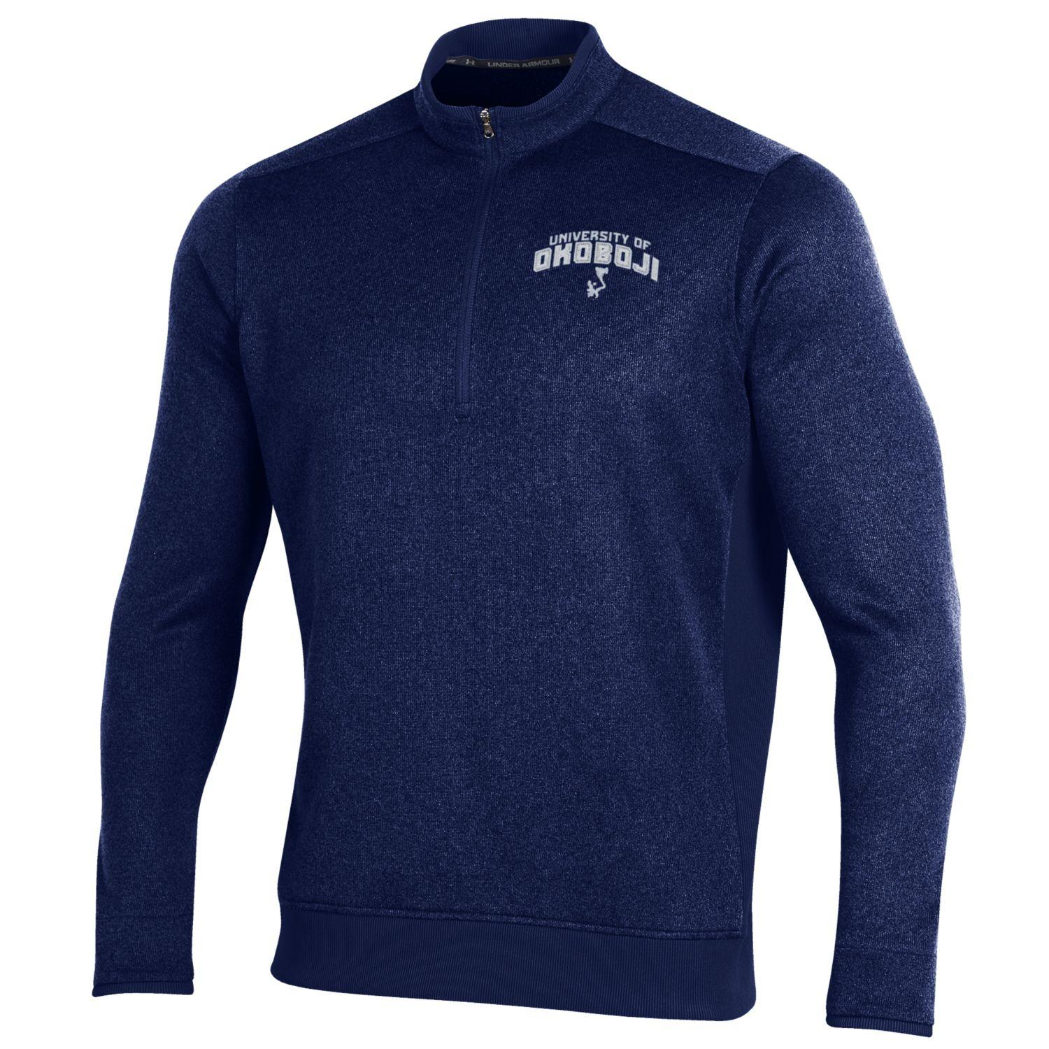 University of Okoboji - Storm Sweater Fleece - Navy