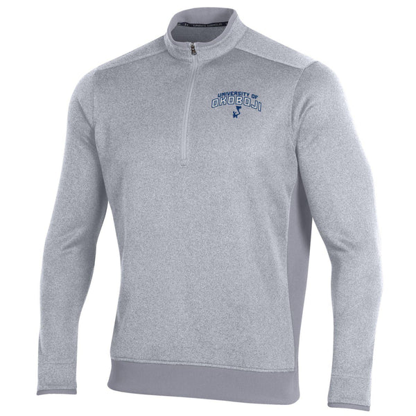 University of Okoboji - Storm Sweater Fleece - Halo Grey