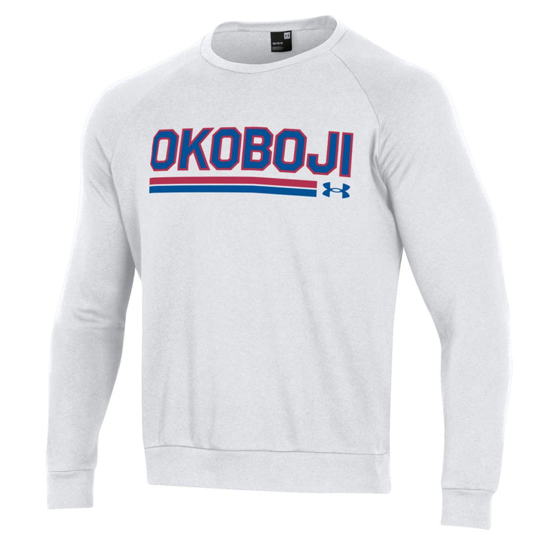 Under Armour Okoboji First Team Crew - White