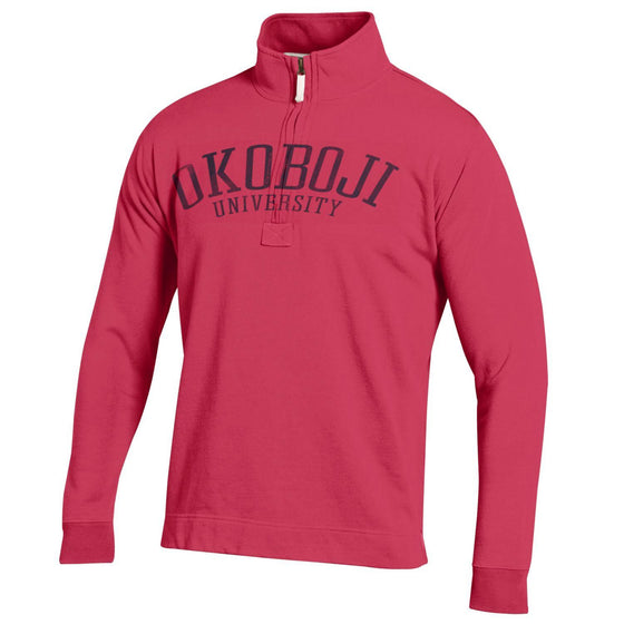 Gear Beach Cut Okoboji University 1/4 Zip