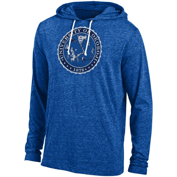 University of Okoboji Lightweight Tri-blend Hood