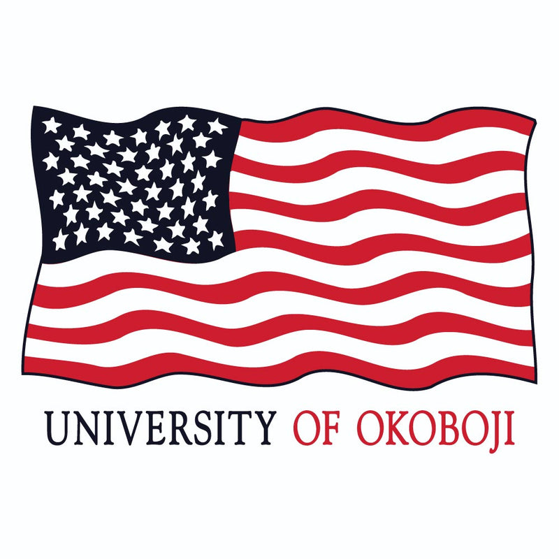 University of Okoboji Fifty Nifty Tee