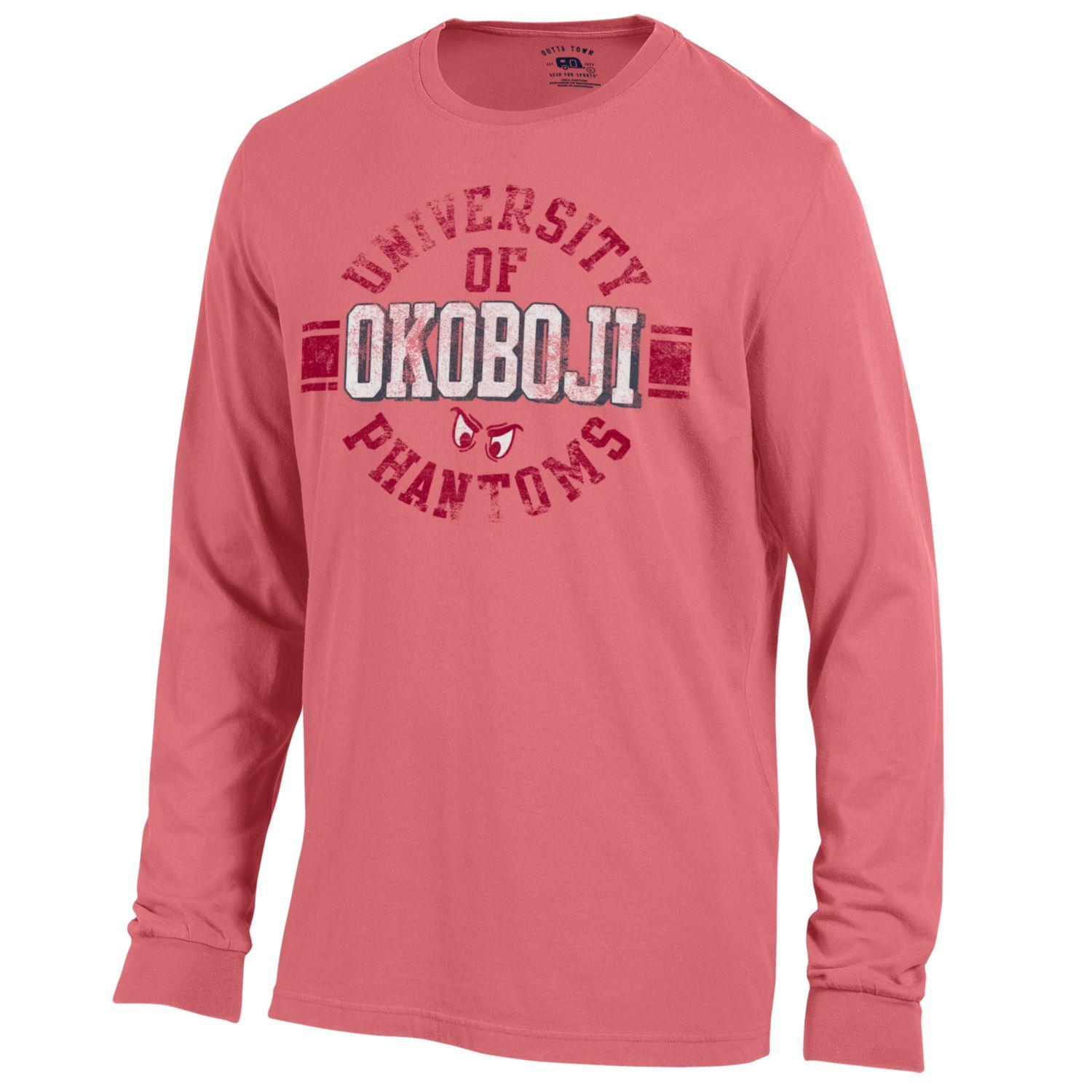 Outta Town Long Sleeve Okoboji Tee