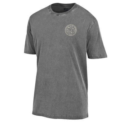 Two Crest Outta Town Tee - Charcoal