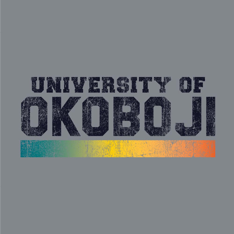 University of Okoboji Summer Fade Hood