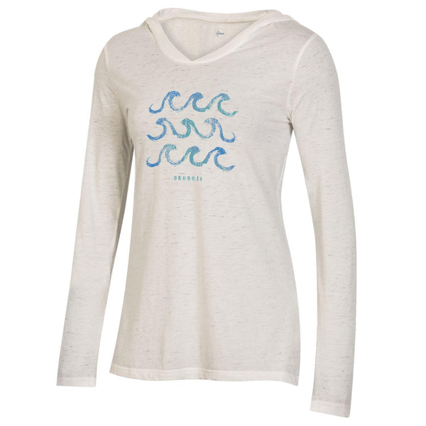 Women's Okoboji Fireside Tunic - Winter White